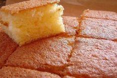 Быстрый бисквит за 10 минут!