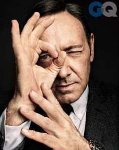 Kevin Spacey - GQ Men of the Year 2013 - Power Broker