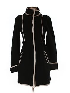 Alice + Olivia Wool Coat --S