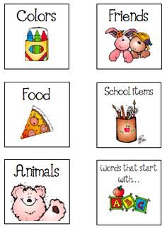 Work on Writing: List prompts & paper printables