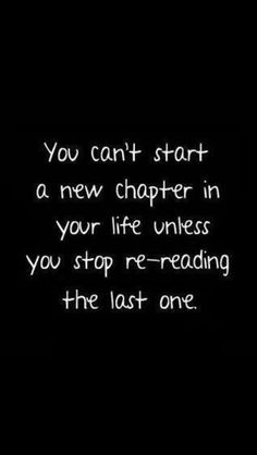 New chapter.