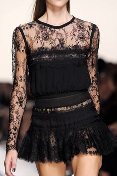 Elie Saab Spring 2014 Ready-to-Wear ♡