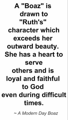 Character in christian dating