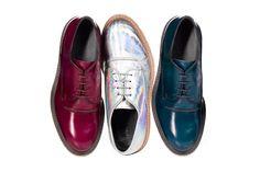 Lanvin 2012 Fall/Winter Derby Shoes.