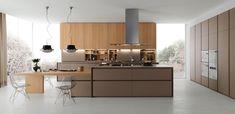 Cocina de diseño.