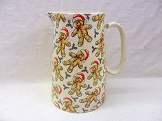 Gingerbread man 4 pint jug by Heron Cross Pottery Heron Cross Pottery http://www.amazon.co.uk/dp/B015YJW8RO/ref=cm_sw_r_pi_dp_EnjWwb09BBZZ5