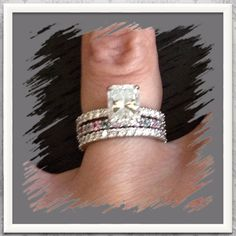 Children's birthstone to add to the love on your left ring finger!