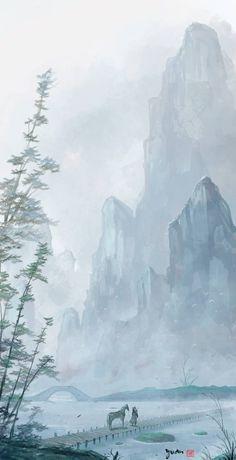 by 徐超渊, Chinese art