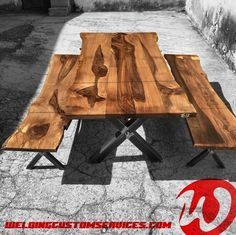 Accueil - Welding Custom Services - Fabrication métallique sur mesure Industrial Design Furniture, Furniture Design, Coffee Table Metal Frame, Steel Furniture, Diy And Crafts, Dining Table, Home Decor, Craftsman Decor, Ideas