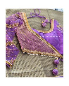 Saree Jacket Designs, Netted Blouse Designs, Best Blouse Designs, Bridal Blouse Designs, Blouse Neck Designs, Blouse Patterns, Hand Work Blouse Design, Stylish Blouse Design, Stylish Dress Designs