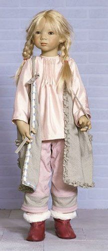 428 Best Annette Himstedt Dolls Images Dolls Beautiful