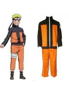 Naruto Shippuden Naruto Uzumaki Cosplay Costume Version A Naruto Halloween Costumes, Naruto Cosplay Costumes, Cosplay Costumes For Sale, Unique Halloween Costumes, Anime Costumes, Cosplay Outfits, Girl Costumes, Naruto Images, Naruto Shippuden