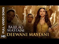 Experience the beautiful music, the grand setting, Deepika Padukone's graceful moves and the National Award winning choreography in 'Deewani Mastaani' song f...