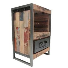 Industrial Reclaimed Wood Furniture Manufacturers