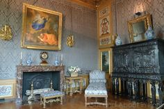 "Madame Fouquet's closet at veau le vicomte chateau ""Madame Fouquet Closet"" - Google Search"