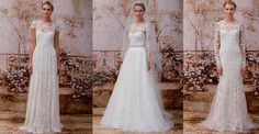Bridal Fashion Week in New York: Meine Lieblingskleider von Monique Lhullier
