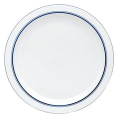 Dansk Christianshavn Blue Salad Plate - Set of 4 - LNOX839