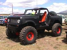 IH Scout 800(?) Off Road