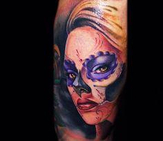 Ben Ochoa Tattoo