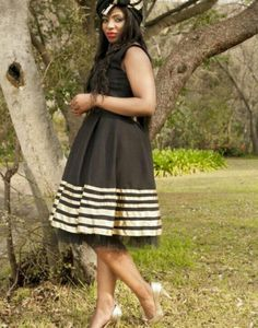 Gorgeous African Xhosa fashion Dresses for sale - Fashion South African Traditional Dresses, Traditional Fashion, Traditional Outfits, Traditional Wedding, Traditional Styles, Xhosa Attire, African Attire, African Wear, African Women