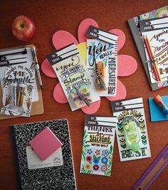Creative Teacher Giftables // FREE PRINTABLES