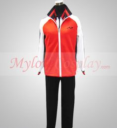 The Prince Of Tennis Selections Team Winter Uniform Cosplay The Prince Of Tennis, Japanese School Uniform, Adidas Jacket, The Selection, Cosplay, Athletic, Jackets, Fashion, Winter