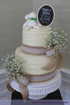 Sheep Baby Shower Cake Gender Neutral Baby Shower Ideas