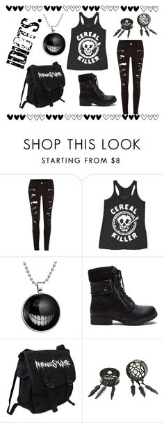 """Untitled #384"" by kawaiipotatoo on Polyvore featuring River Island, women's clothing, women, female, woman, misses and juniors"