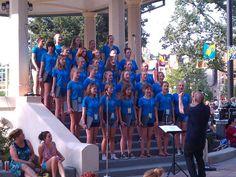2012 World Choir Games in Cincinnati