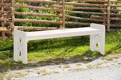 Varax Julia Istuin Ilman Nojaa- Varax Julia Ljugarbänk - Varax Julia Bench Outdoor Furniture, Outdoor Decor, Provence, Bench, Design, Home Decor, Brown, Decoration Home, Room Decor