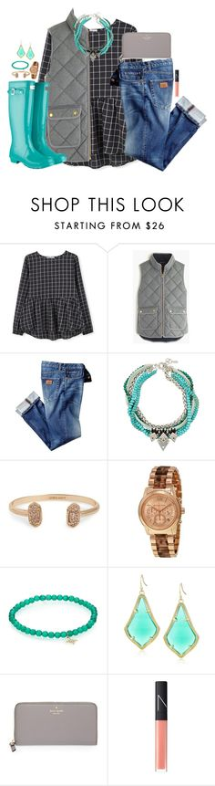 """""""decided my 2016 starts February 1st, this is a trial month"""" by kaley-ii ❤ liked on Polyvore featuring MANGO, J.Crew, Elizabeth Cole, Kendra Scott, Michael Kors, Sydney Evan, Kate Spade, NARS Cosmetics, women's clothing and women's fashion"""