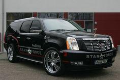 2008 Cadillac Escalade Black Wallpaper Cadillac Cars Wallpapers) – Wallpapers For Desktop Escalade Esv, Cadillac Escalade, Luxury Car Brands, Luxury Cars, My Dream Car, Dream Cars, United States Secret Service, Wallpapers Wallpapers, Star Force