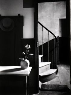 "Andre Kertesz - ""Chez Mondrian"" {1926}"
