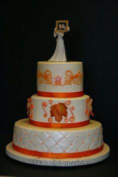 Easy Tier Cake For  Ppl