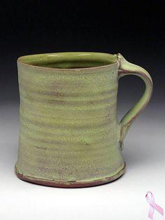 Sunshine Cobb Mug at MudFire Gallery