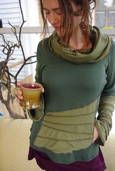 velvet plume, Canada This cute outfit makes the tea look yummy!