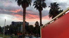 #tbt summer with pretty sunsets #easternbeach #waterfront #geelong #summer15 #nofilter needed by ida_jency http://ift.tt/1JtS0vo
