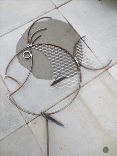 Scrap Metal fish