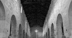 Church San Pietro extra Muros in Bosa