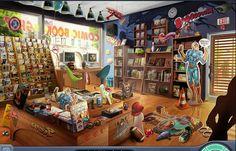Comic Bookstore