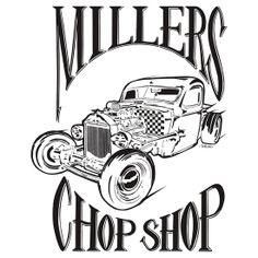 46 best millers chop shop images hot rods ford models ford 1938 Chevy Sedan millers chop shop 1946 chevy truck 2 by yopedro t shirt art
