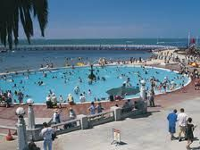 Geelong (beach side pool) we often hung out here
