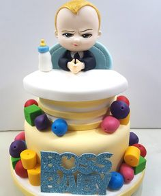 15 Best Boss Baby Images Boss Baby Baby Birthday Cakes