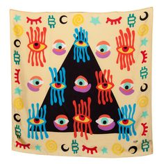 Move Over Hermes, Eloi Is Our New Silk Scarf Obsession