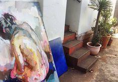 Oil Paintings, The Outsiders, Studio, Instagram, Art, Art Background, Kunst, Studios, Oil On Canvas