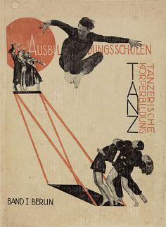 Monographien der Ausbildungsschulen für Tanz und tänzerische Körperbildung, 1929
