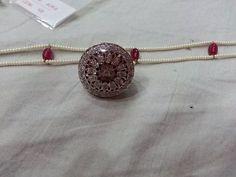 Rakhdi with pearl sheeshphool