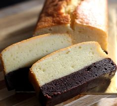 Brownie Butter Cake. I am really going to try this.