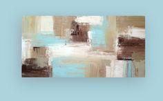Arte Resumen pintura Original acrílico sobre lienzo de Galería
