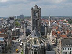 Gent Belgium - Ghent Belgium